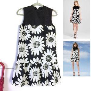 Victoria Beckham Target Floral Dress Sz XS
